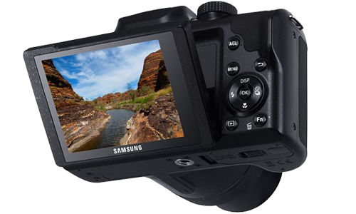 Les r&eacute;parations  Samsung WB2100 <i>(Bridge)</i>