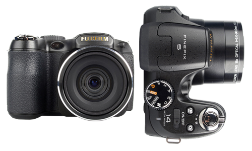 Les r&eacute;parations  Fujifilm Finepix S <i>(Bridge)</i>