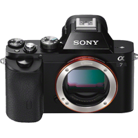 Les r&eacute;parations  Sony Alpha ILCE **** <i>(Hybride)</i>