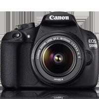 Les réparations  Canon Eos série 1000D - 1100D - 1200D - 1300D  <i>(Reflex)</i>