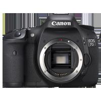 Les r&eacute;parations  Canon Eos série 1D - 5D - 6D  <i>(Reflex)</i>