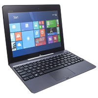 Réparations T100T Transformer Book
