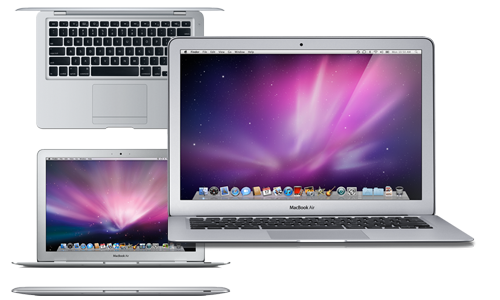 Les réparations  Apple MacBook Air (2008-2015)