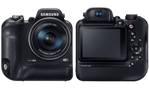 Les r&eacute;parations  Samsung WB2200 <i>(Bridge)</i>