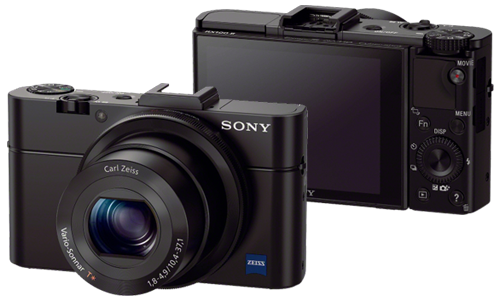 Les r&eacute;parations  Sony Cybershot série R <i>(Compact)</i>