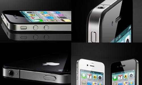 Les réparations  Apple iPhone 4