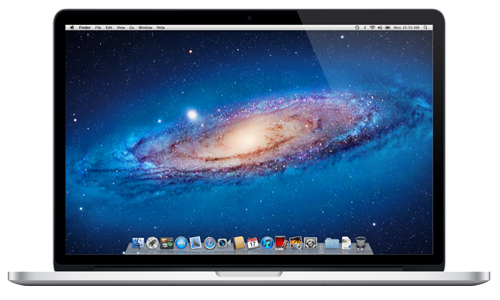 Les réparations  Apple MacBook Pro Retina