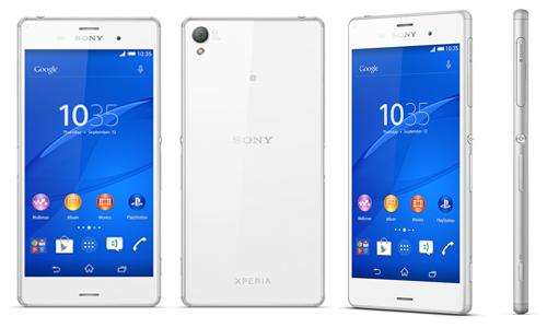 Les réparations  Sony Xperia Z3