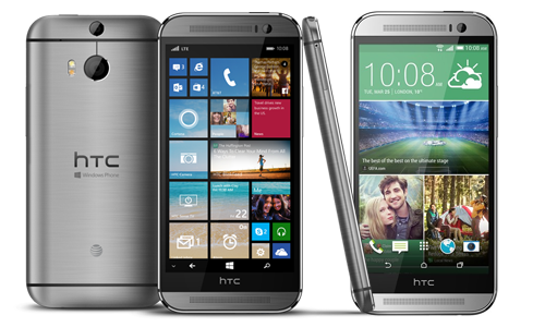 Les réparations  HTC One M8