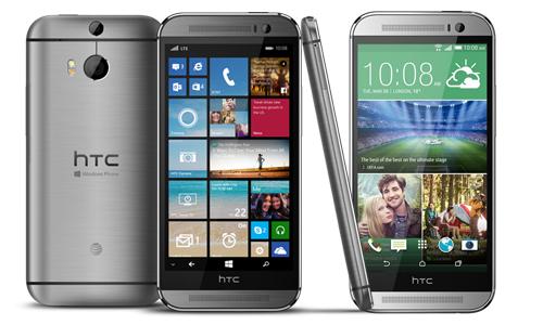 Les réparations  HTC One M8