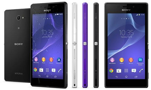 Les réparations  Sony Xperia M2