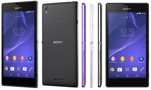 Les réparations  Sony Xperia T3