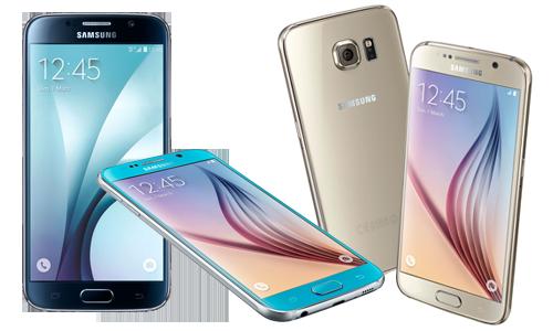 Les réparations  Samsung Galaxy S6 (G920FZ)