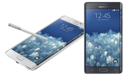 Les réparations  Samsung Galaxy Note 4 Edge (N915FY)