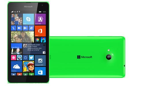 Les réparations  Nokia Lumia 535