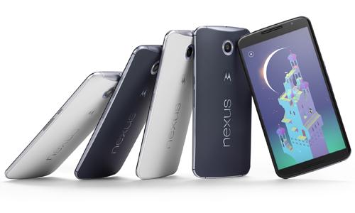 Les réparations  Motorola Nexus 6