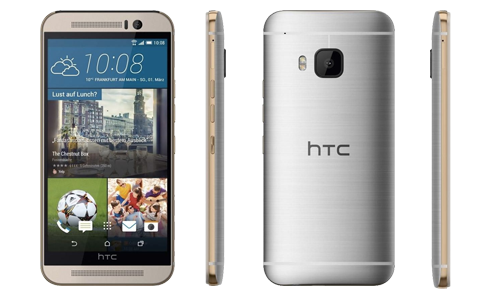 Les réparations  HTC One M9