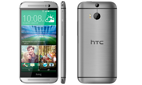 Les réparations  HTC One M8s