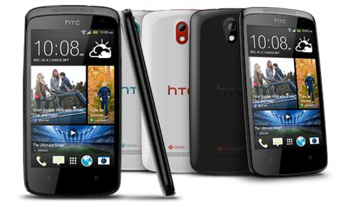 Les réparations  HTC Desire 500