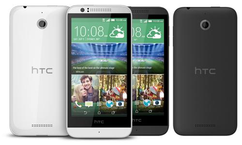 Les réparations  HTC Desire 510