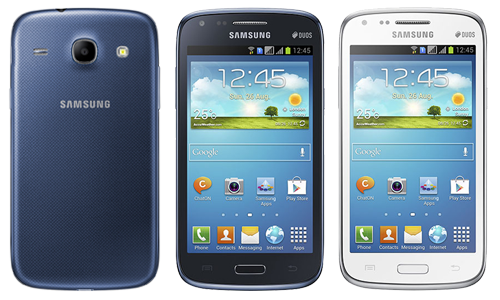 Les réparations  Samsung Galaxy Core (i8260)
