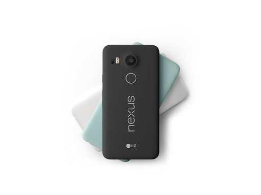 Les réparations  LG Nexus 5X