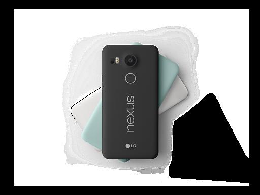 Les réparations  LG Nexus 5X