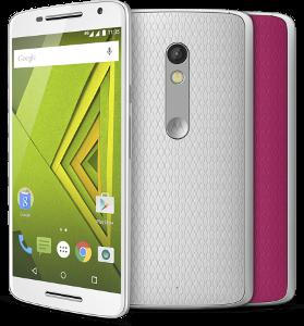 Les réparations  Motorola Moto X Play