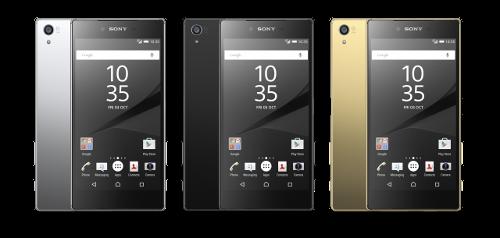 Les réparations  Sony Xperia Z5 Premium