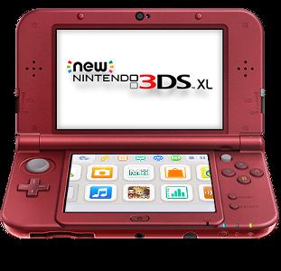 Les réparations  Nintendo New 3DS XL N3DS XL