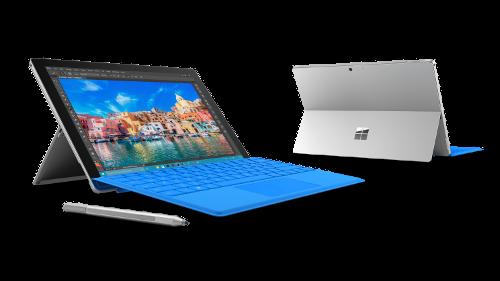 Les réparations  Microsoft Surface Pro 4