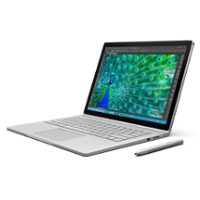 Réparations Surface Book