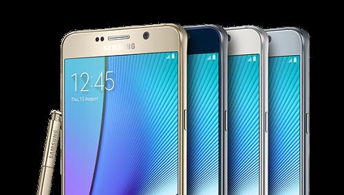 Les réparations  Samsung Galaxy Note 5 (N920F)