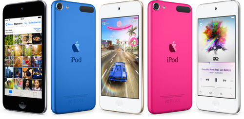 Les réparations  Apple iPod Touch 6