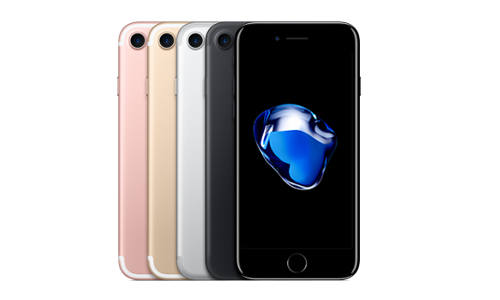 Les réparations  Apple iPhone 7